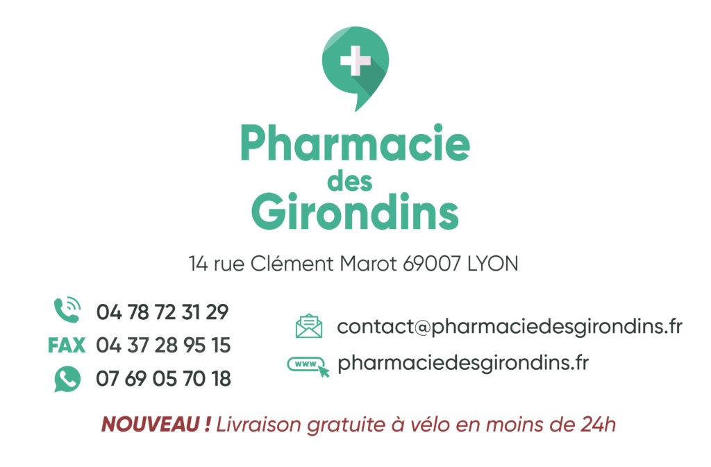 Pharmacie des Girondins Lyon 7